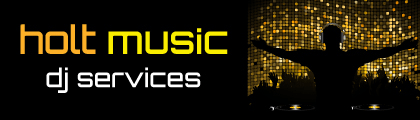 Holt Music DJ Hire Logo